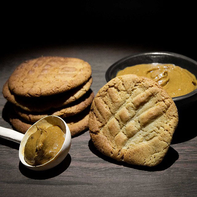 O3 Superfoods Flax Butter Cookies