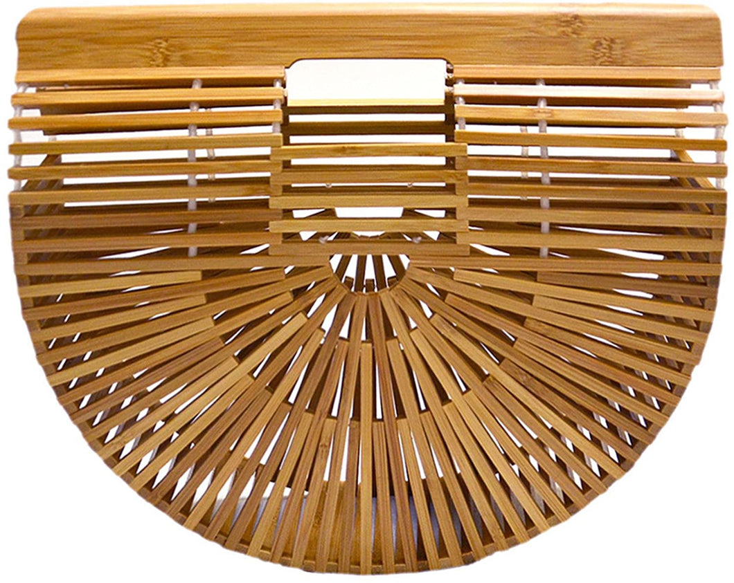 Large Bamboo Handbag
