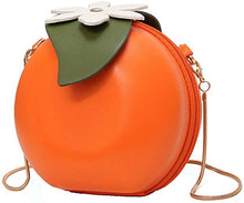 Load image into Gallery viewer, Orange Blossom Purse