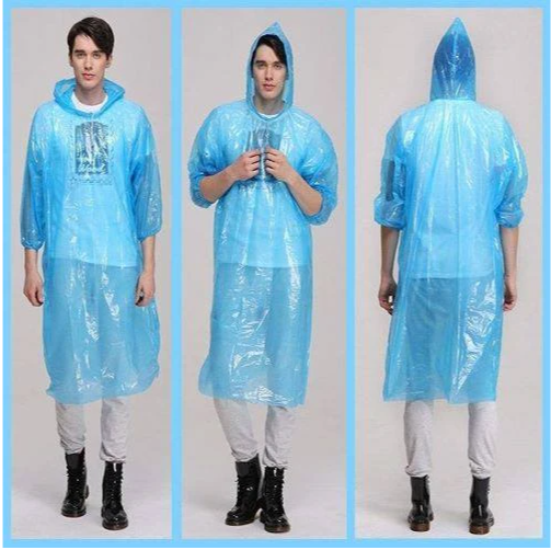 RainCard - Wallet Raincoat - ValasMall-India