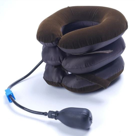3 Layers Neck Pillow Massager