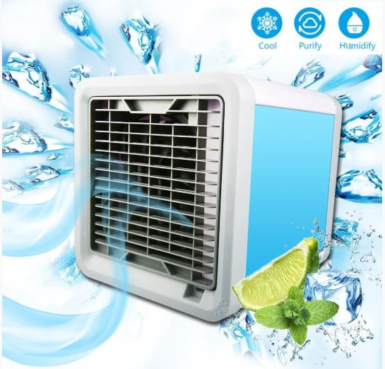 Portable Mini Air Cooler - ValasMall-India
