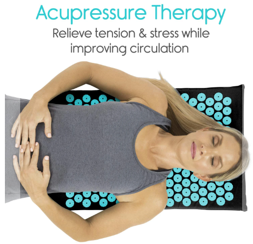 Ancient Healing Therapy : Acupressure Mat - ValasMall-India