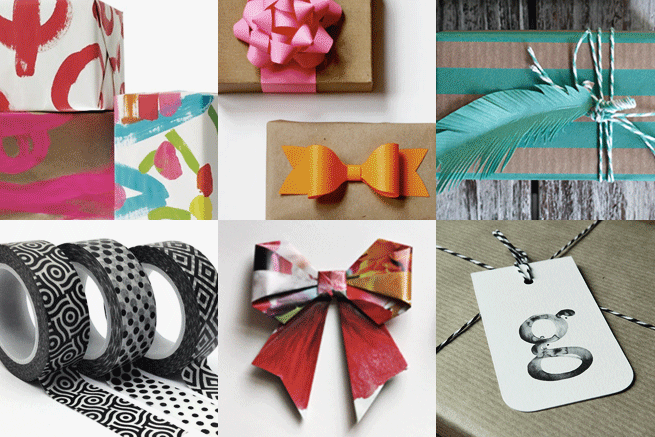 Six Super Easy Different Ways To Wrap Your Gifts Kerry