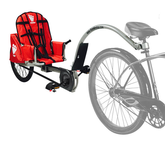 Weehoo Turbo IGO Bike Trailer