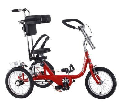 Rehatri electric special needs tricycle