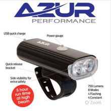 Azur Track 750 Lumens Front Light