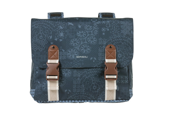 Basil Boheme Rear Double Bags