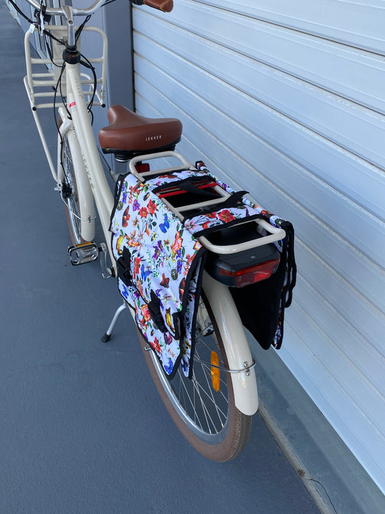 Basil - Mara XL double bike bag