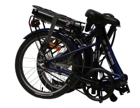 BF ezi-Step 2+2 Folding Electric Bike