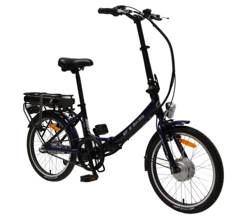 BF ezi-Step Folding Electric Bike