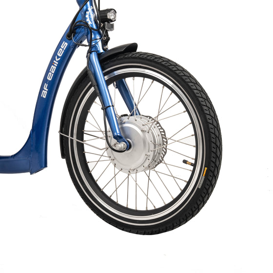 BF i-Tri Euro 20-inch Electric Tricycle