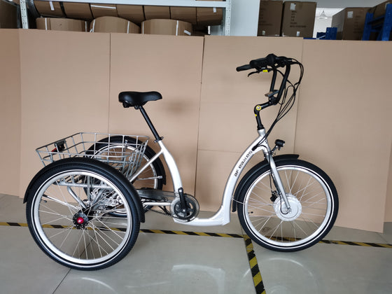 BF i-Tri Euro 24 Electric Tricycle