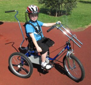 Body Cycles Edge Special Needs Tricycle