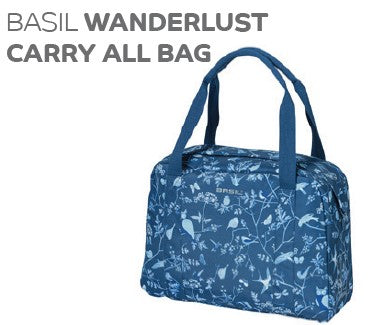 Basil - Wanderlust - carry all bag