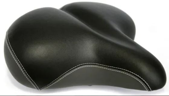 Endzone - Broad websprung saddle