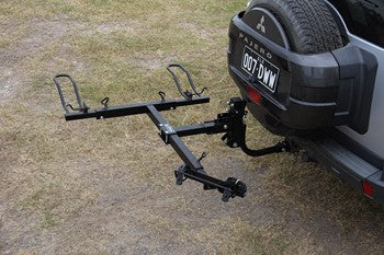 Trike carrier - Hitch rider