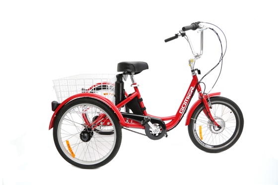 Gomier electric tricycle