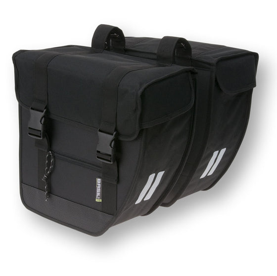 Basil - Tour XL double bike bag