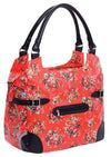 Willex Shopper 13L - red flower