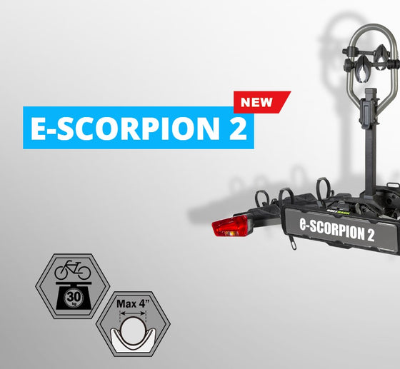 Bike carrier - Buzz rack e-Scorpion 2