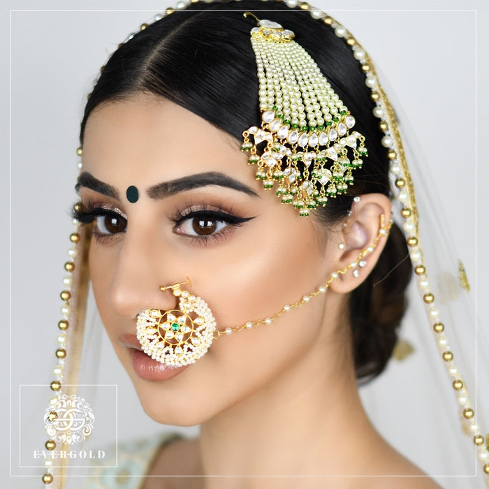 Yadhana Non-Pierced Nose Ring