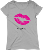 #GlamMum Women's Regular Fitted T-shirt