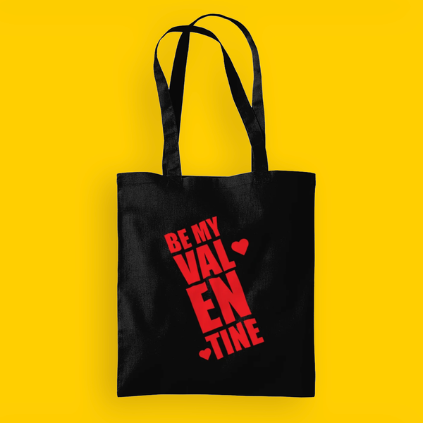 Tote Bag - Be my Valentines