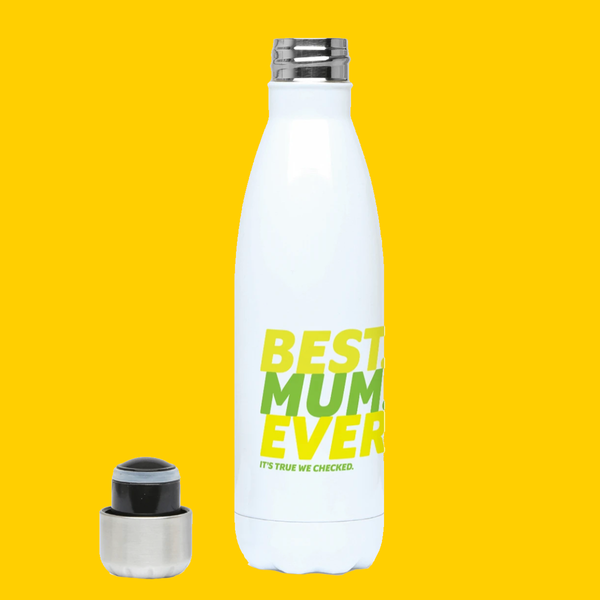 Best Mum Ever - 500ml Water Bottle