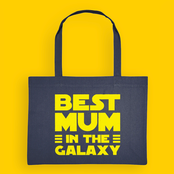 Best Mum in the Galaxy - Shopping Bag