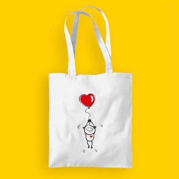 Tote Bag - Love Balloon