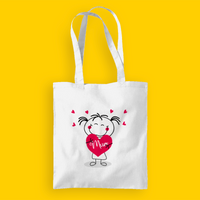 Tote Bag - Mothers Day Gift from Daughter