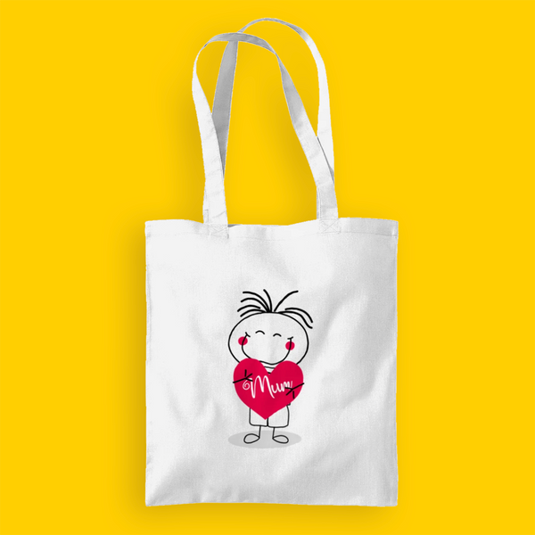 Tote Bag - Mothers Day Gift form Son