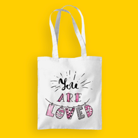 Tote Bag - You Are Loved