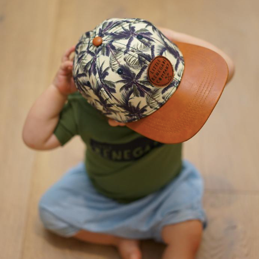 Little Renegade Snapback Hats - Midi