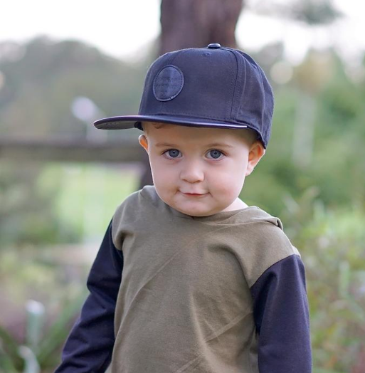 Little Renegade Snapback Caps - Maxi