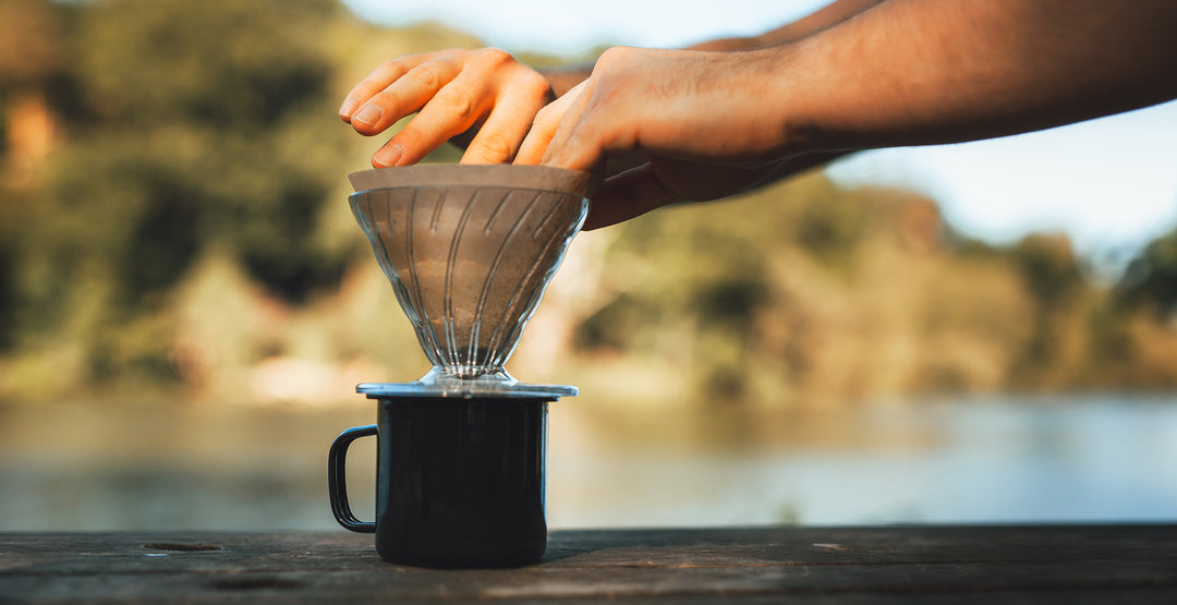 How to make the best outdoor Pour-Over coffee 👌