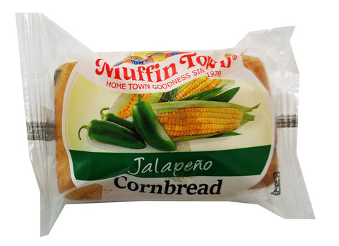 Muffin Town Jalapeno Cornbread Loaves