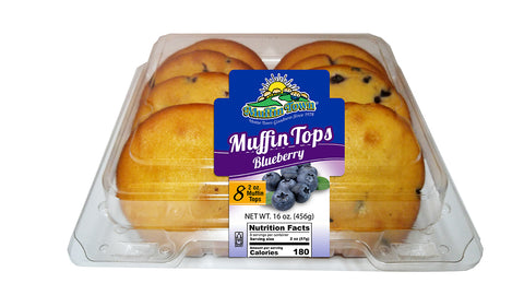 Blueberry Muffin Tops - 96 Muffin Tops