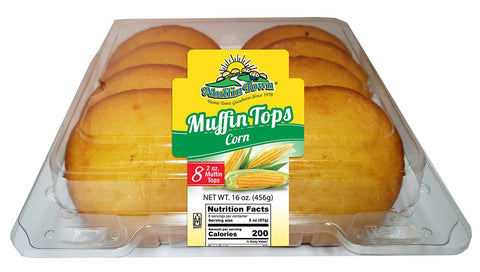 Corn Muffin Tops - 96 Muffin Tops