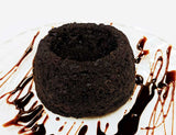 Chocolate Cake Dessert Bowls - 18 Pack