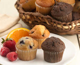 Mini Muffin Gift Basket - 32 Products