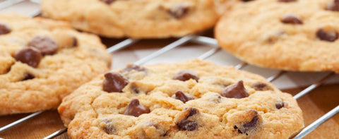 Madeline's Chocolate Chip Cookie Dough