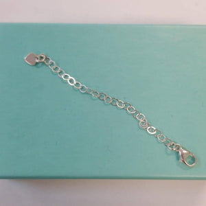 Anklet Silver or Plated Extension