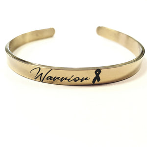 SWC03- Skinny Warrior cuff