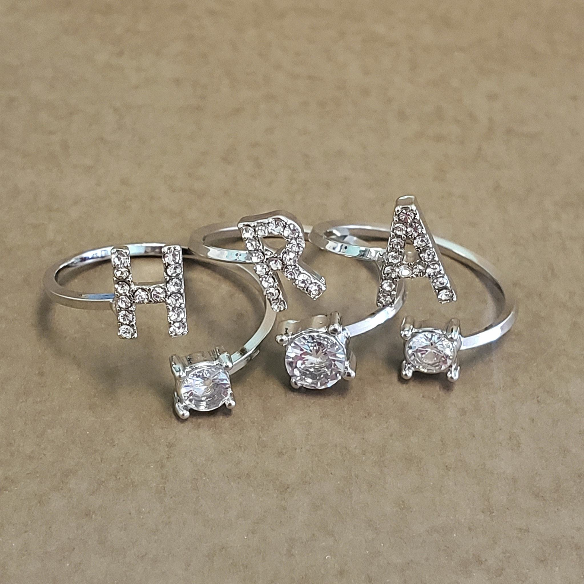 CIR01 Crystal Initial Ring