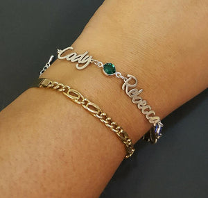 KDBR01 - Mom Bracelet with Kid's Names