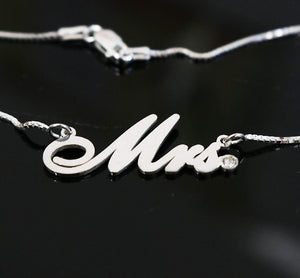 MRS01-Mrs Necklaces
