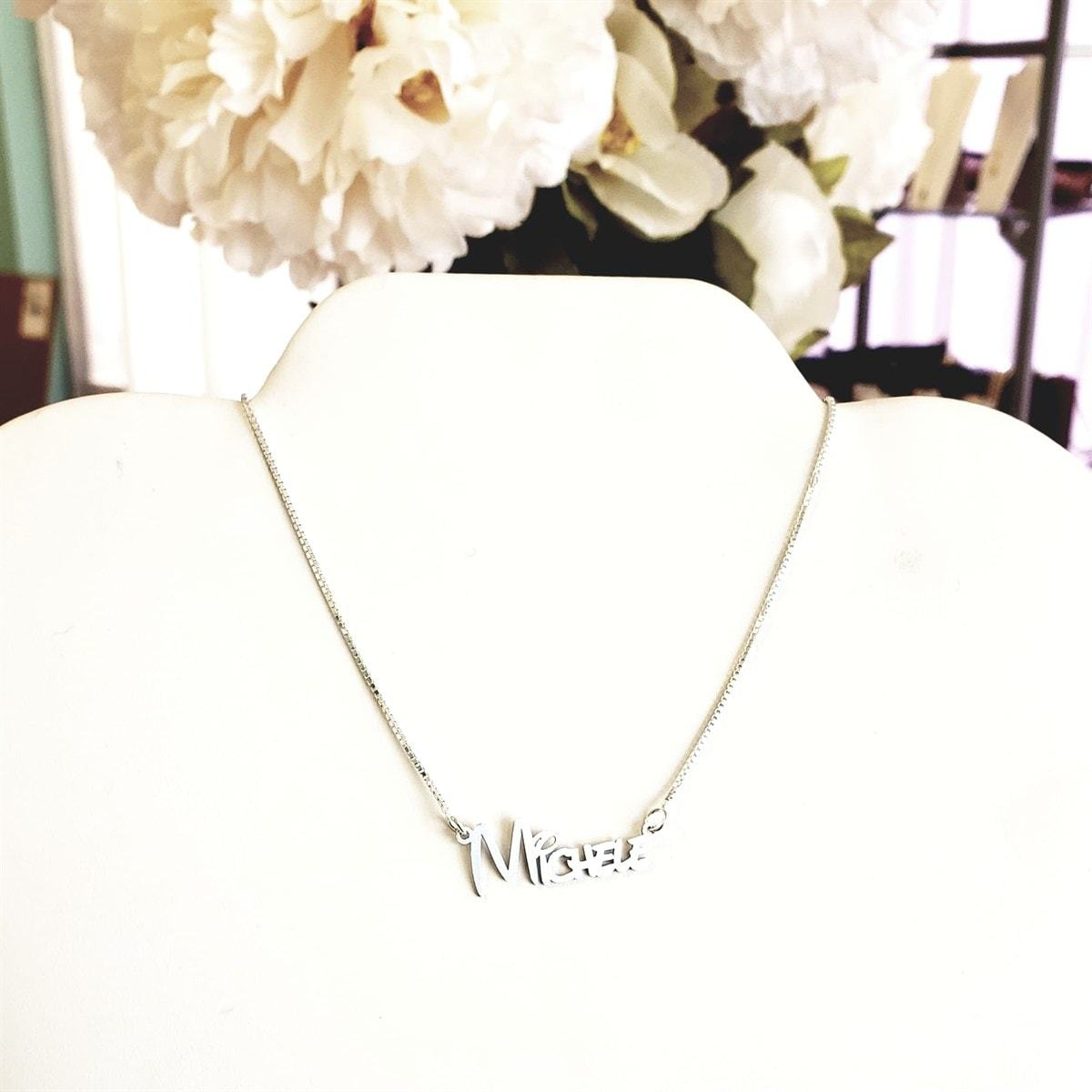 WG01 - Fiesta Children Name Necklace