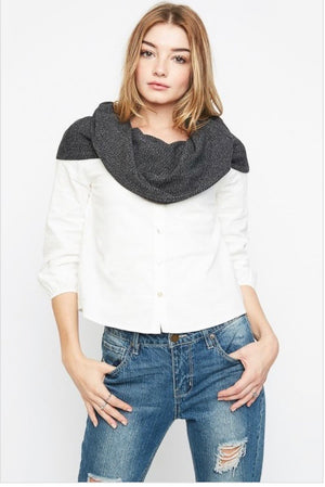 Robin Two Way Sweater Blouse
